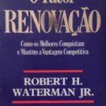O Fator Renovação – Livro para Sugestão de Leitura
